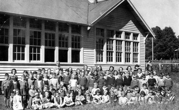 Marysville State School 1950