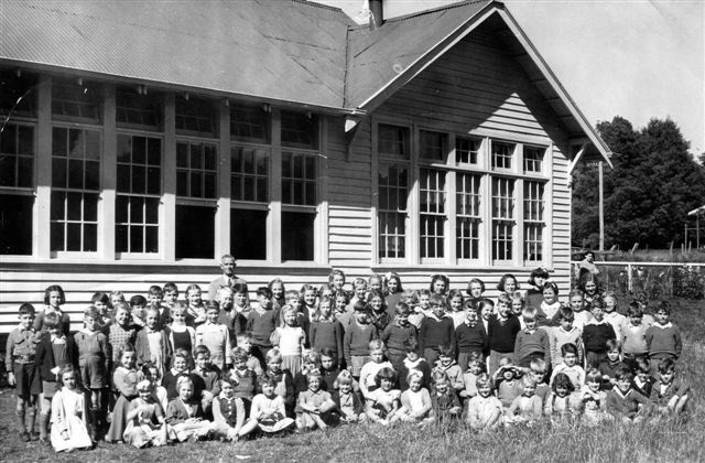 Marysville State School 1950