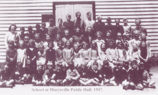 Marysville PS 1947