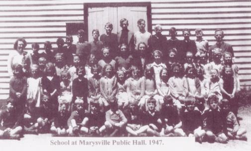 Marysville PS 1947