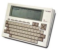 NEC PC-8201 Computer