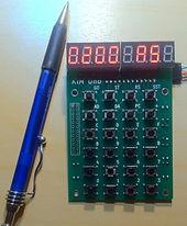 KIM Uno running KIM-1 monitor
