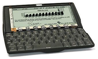 Psion Series 5 Handheld Computer