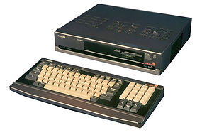 Philips NMS-8255 MSX Computer