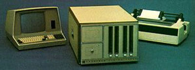 Cromemco System 3 S-100 Computer