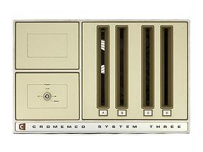 Cromemco CS-3 (Cromix) Computer