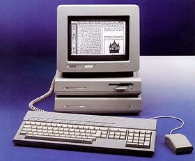 Atari Mega ST Computer
