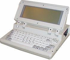 Bondwell 2 Laptop CP/M Computer