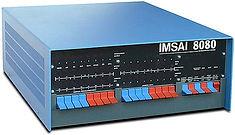 IMSAI 8080 S-100 computer