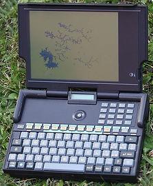 Olivetti Quaderno MS-DOS Subnotebook