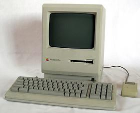 Apple Macintosh Plus Computer