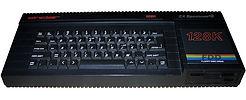 ZX Spectrum +3 Home Computer