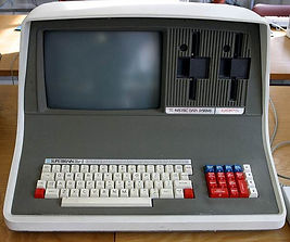 Intertec Superbrain CP/M computer