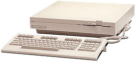 Commodore 128D Home Computer