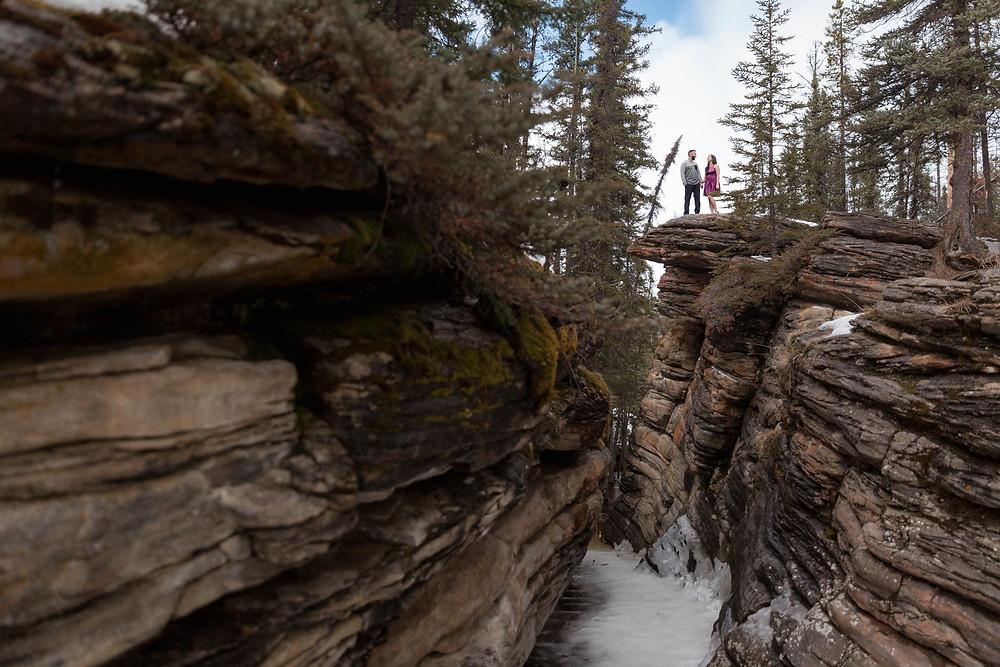 Epic Photo In Jasper Alberta