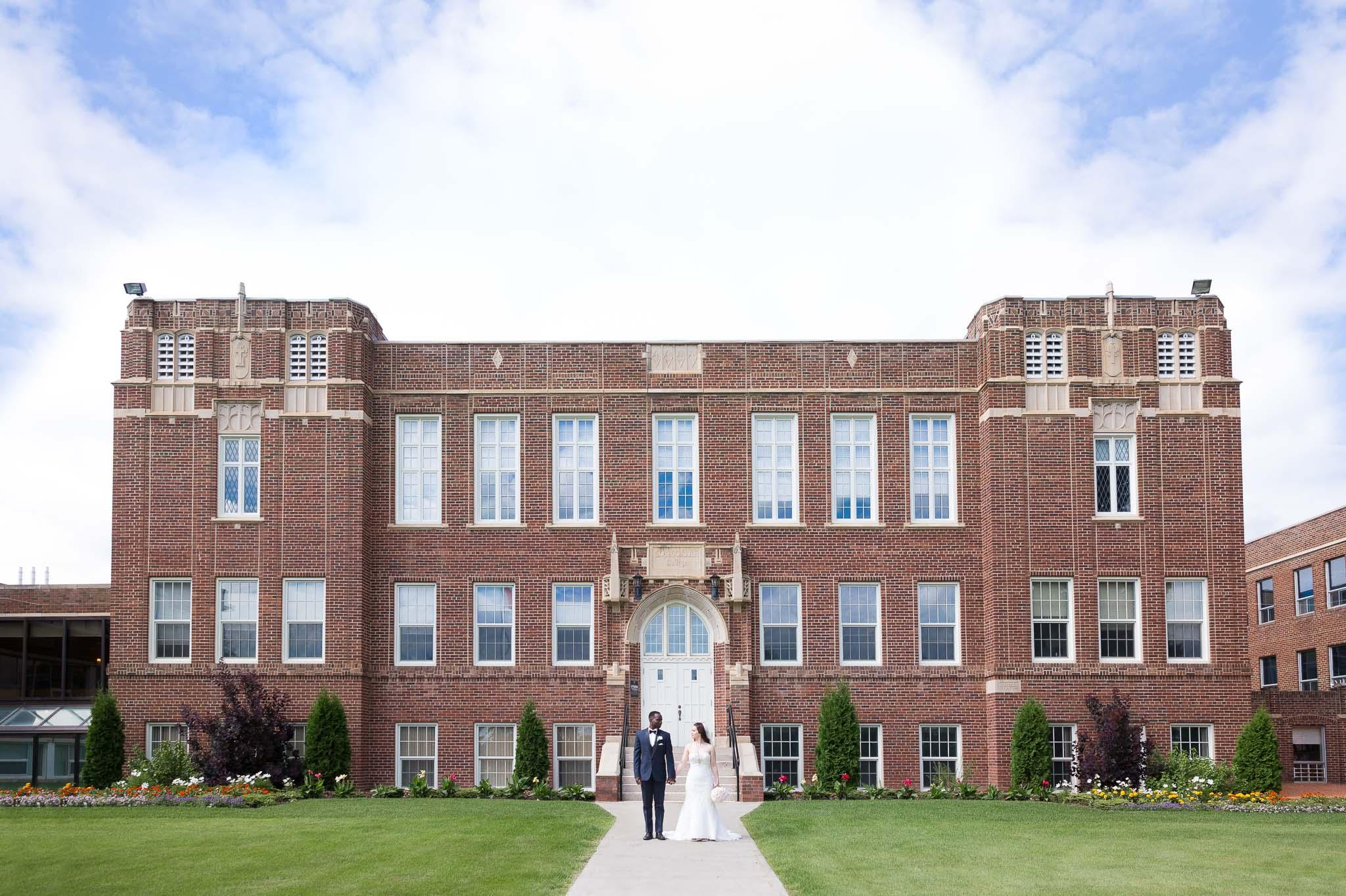 Concordia University Wedding Photos