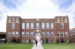 Concordia University Wedding Photos