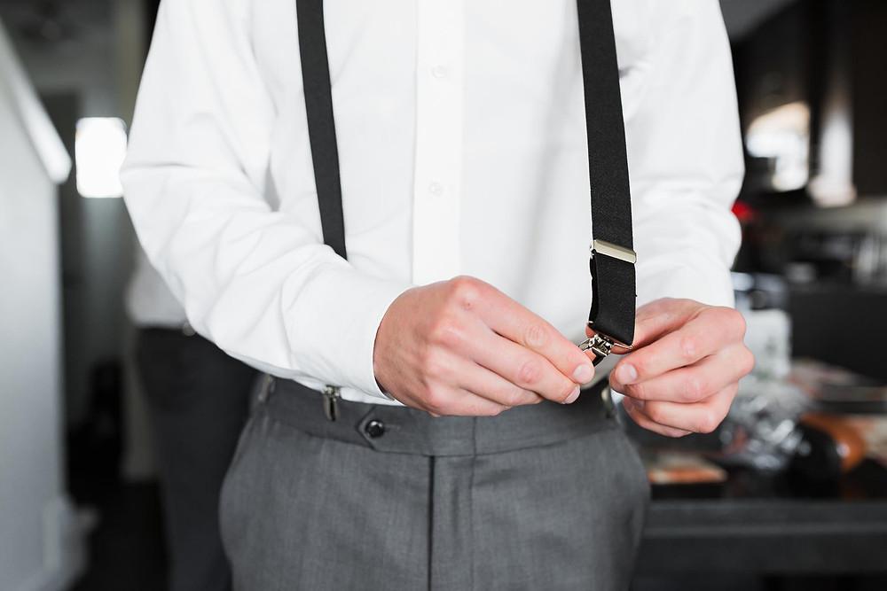 Putting On Suspenders