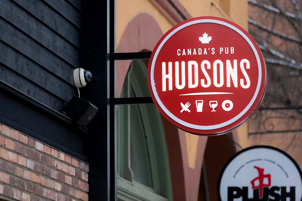 Hudsons On Whyte