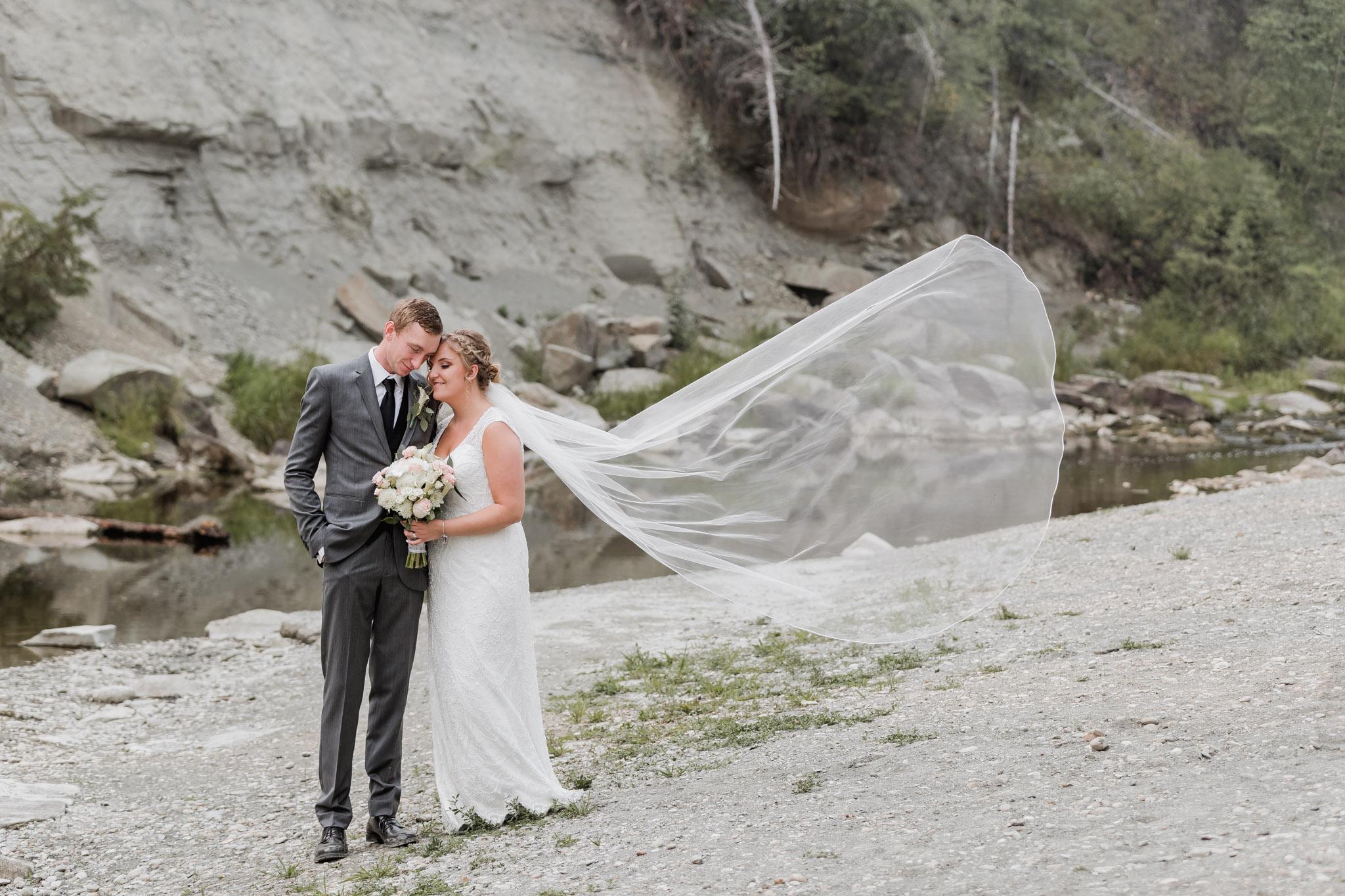 Trendy wedding photographer