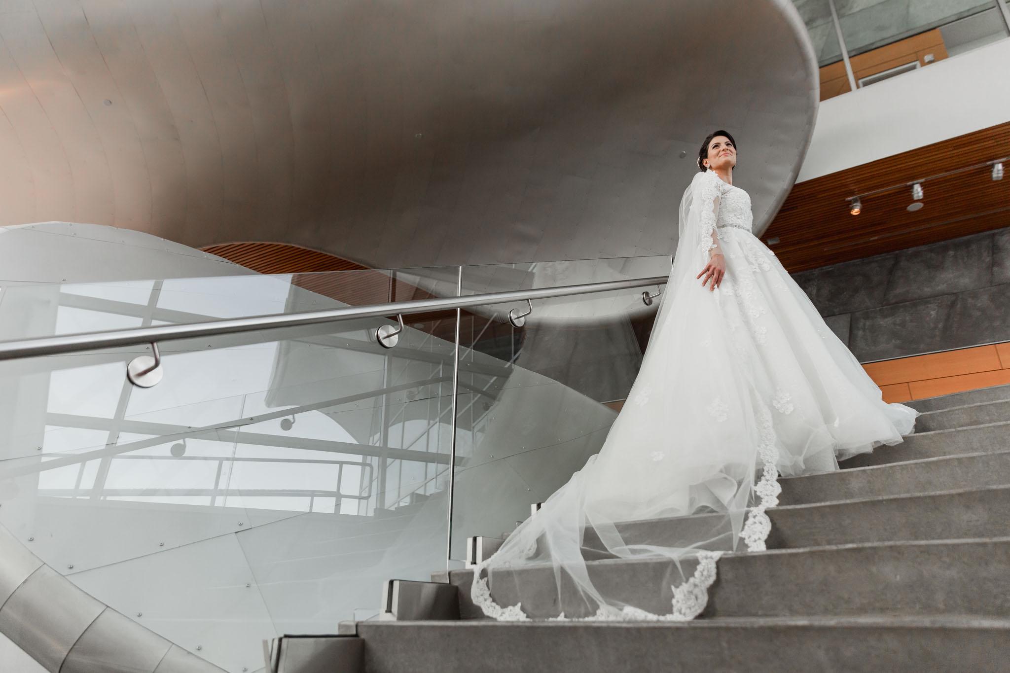 Wedding Photos Taken in Edmonton