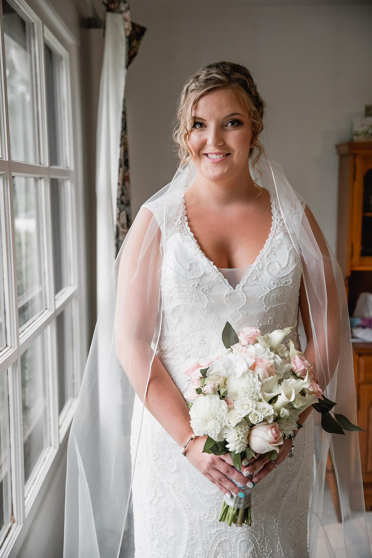 Central Alberta Wedding