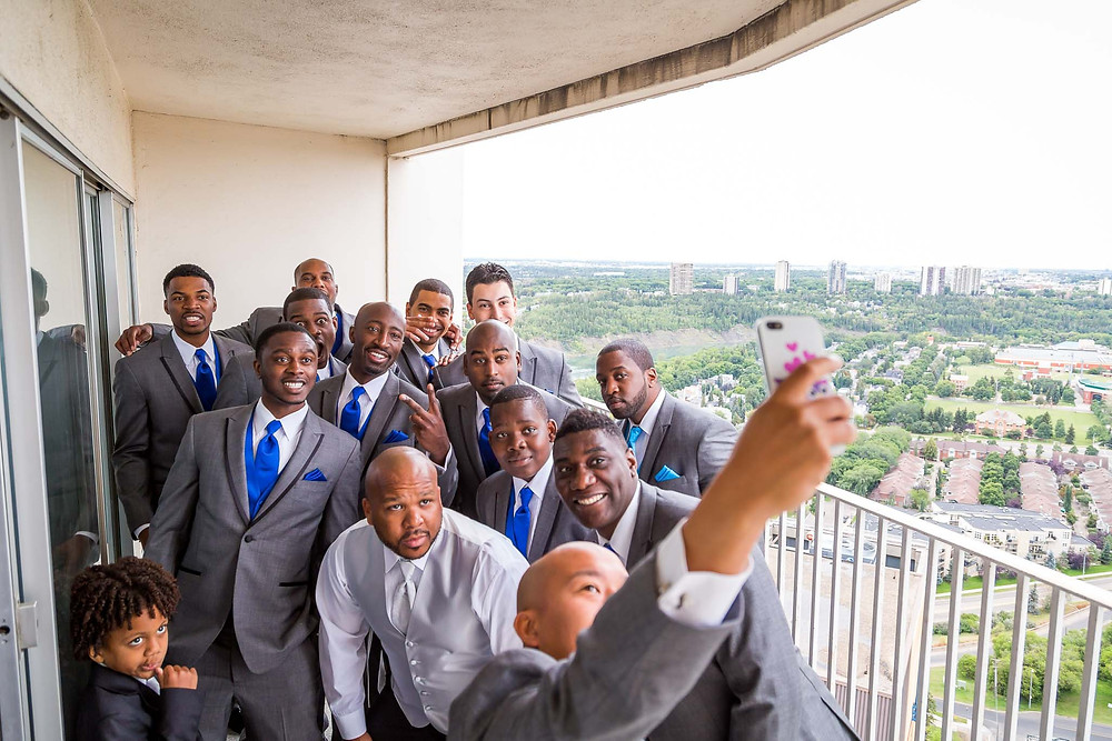 Barbadian Wedding Edmonton