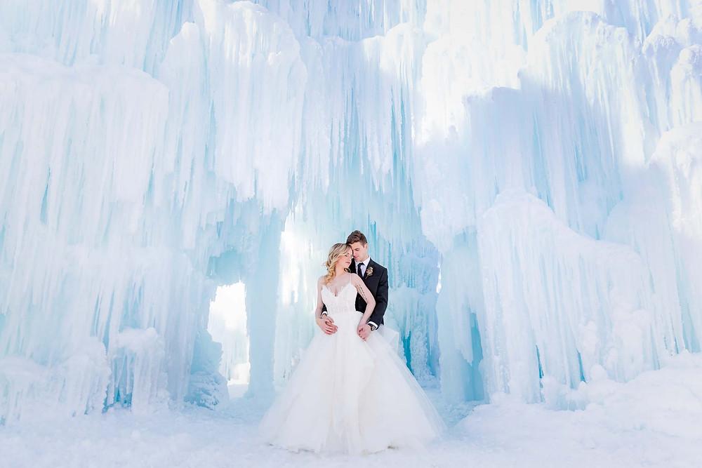 Ice Castles Photoshoot