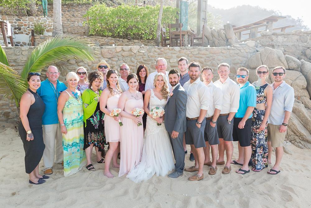 Everyone At The Wedding