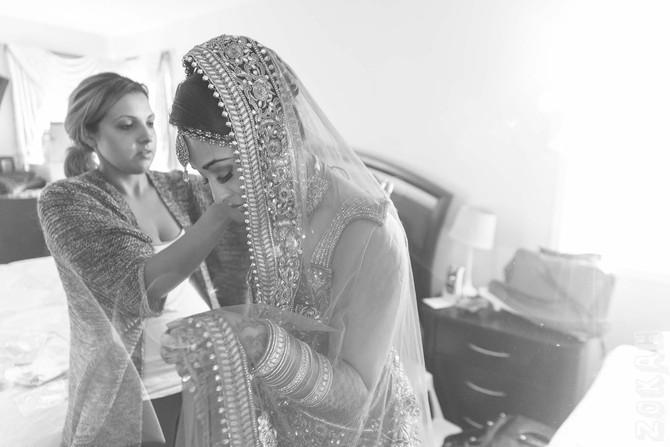 Nanaksar Sikh Edmonton Wedding