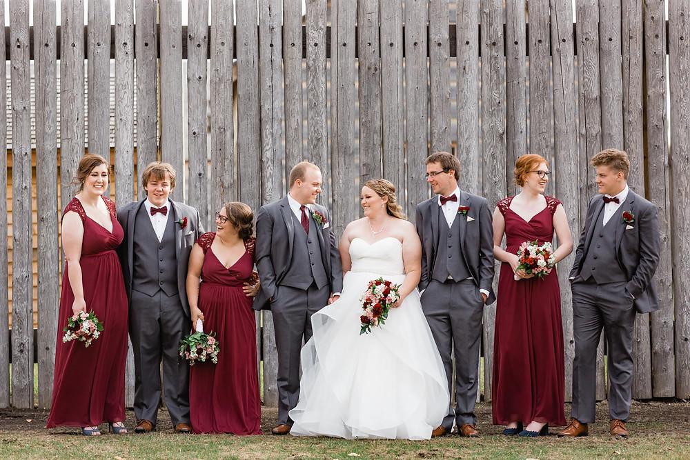 Happy Wedding Photographer