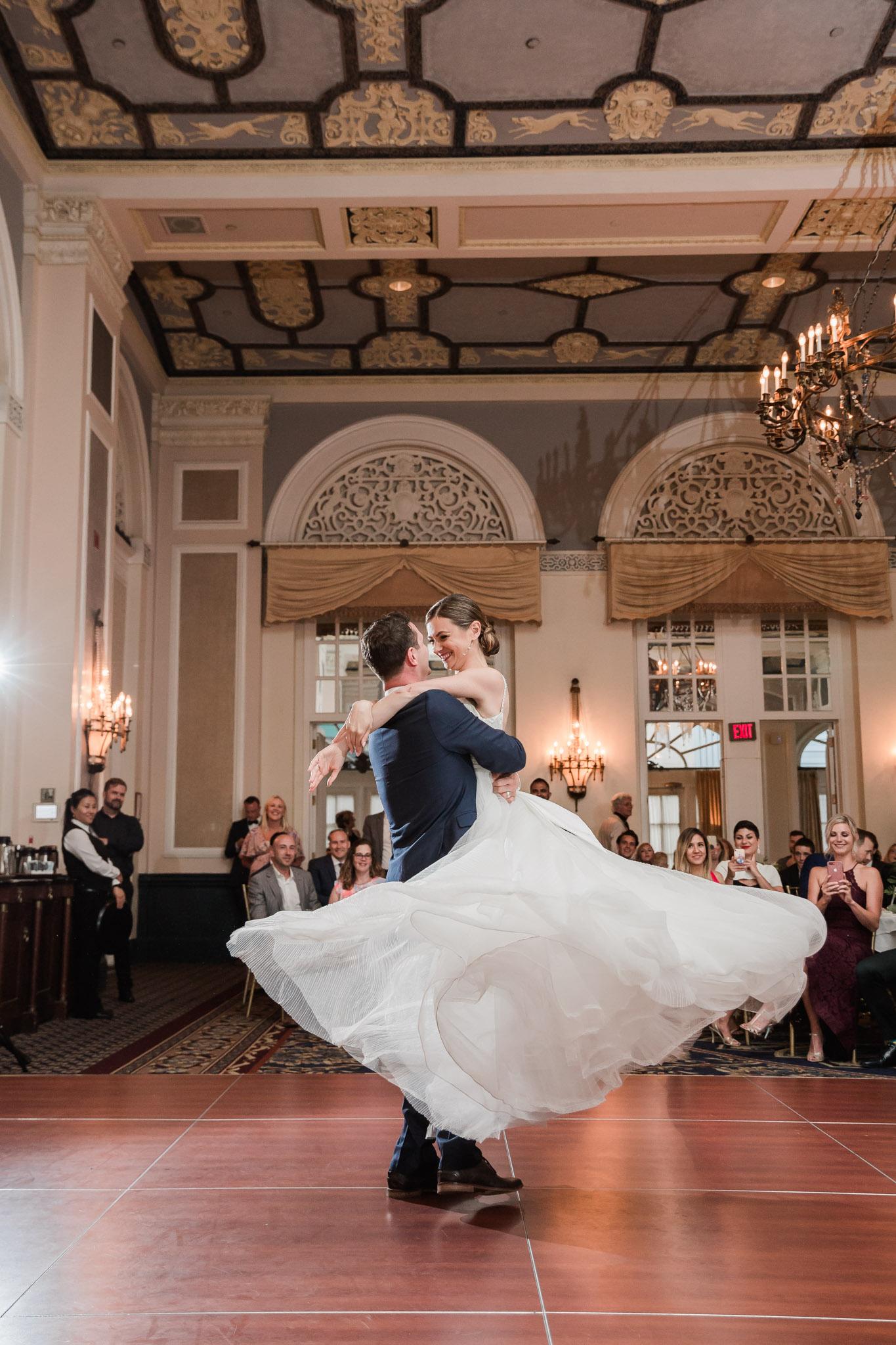 Wedding At Fairmont MacDonald