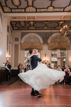 Wedding At Fairmont MacDonald