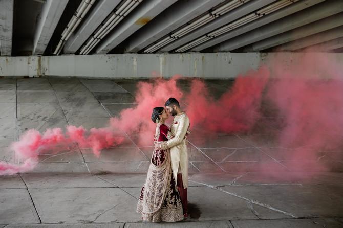 Edmonton Hindu Wedding - Double Tree By Hilton - Edmonton Wedding Photographers