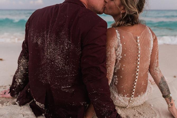 Day After Wedding Photo Session - Alberta Destination Wedding Photographer