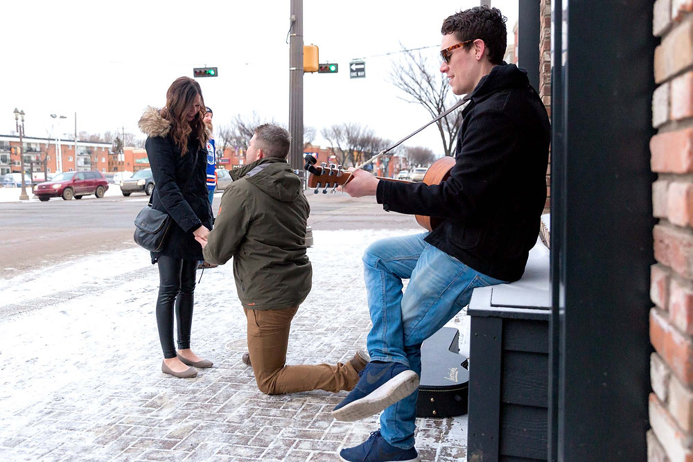 Whyte Ave Photo shoot