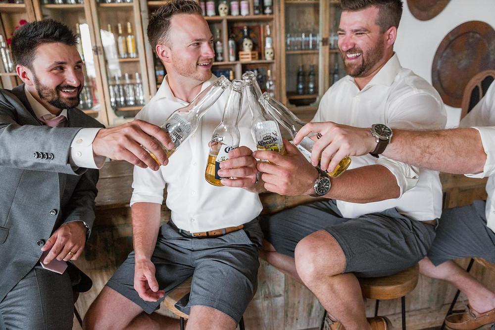 Wedding and Beers