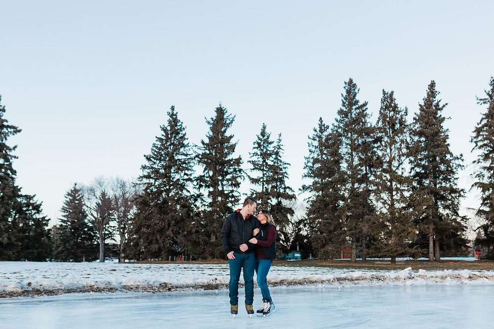 hawrelak ice rink