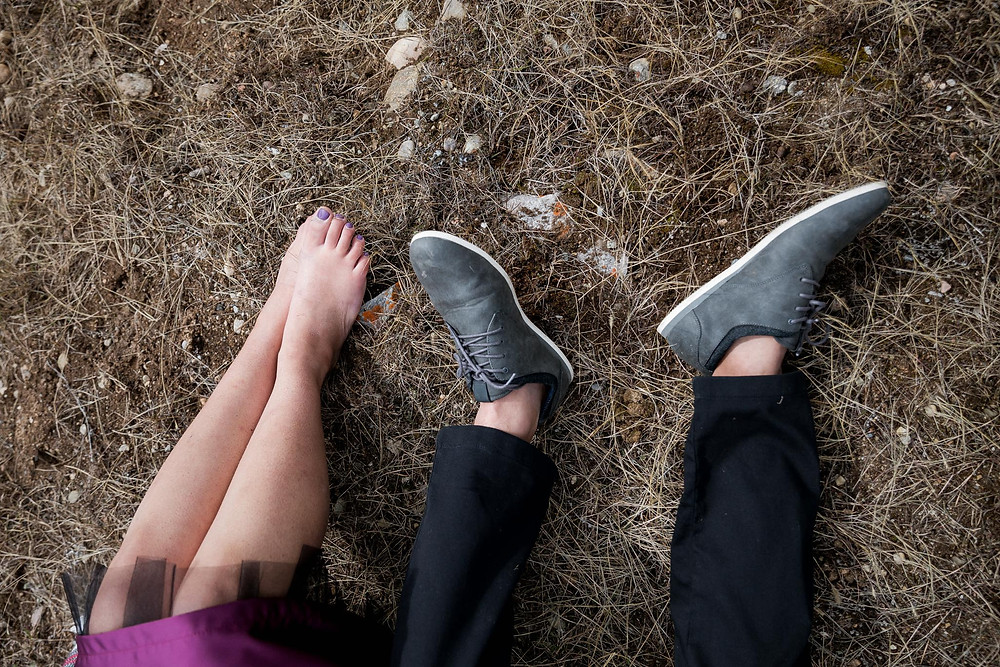 Happy Feet In Jasper Park