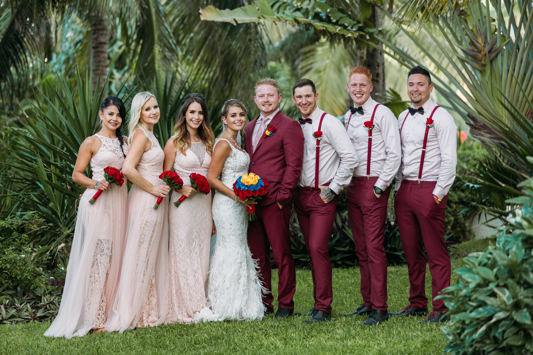 MExico wedding photos