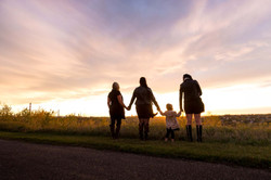 Strathcona Science Park Sunset