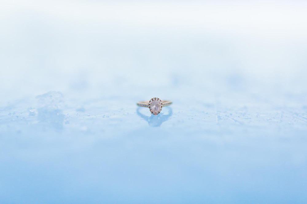 Ring on ice
