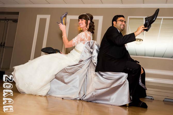 Edmonton Catholic & Muslim Wedding