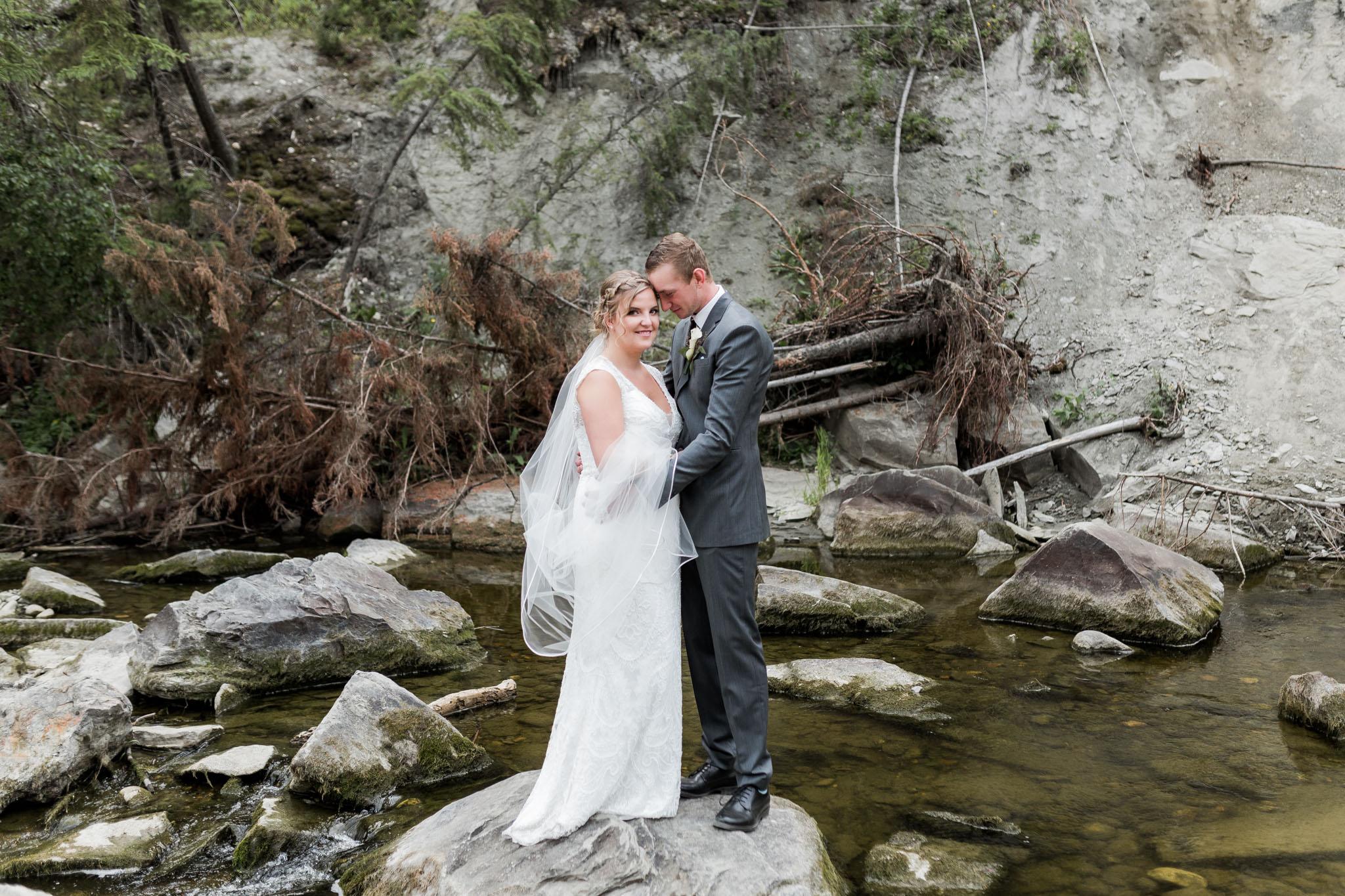 Wedding Photos At The River