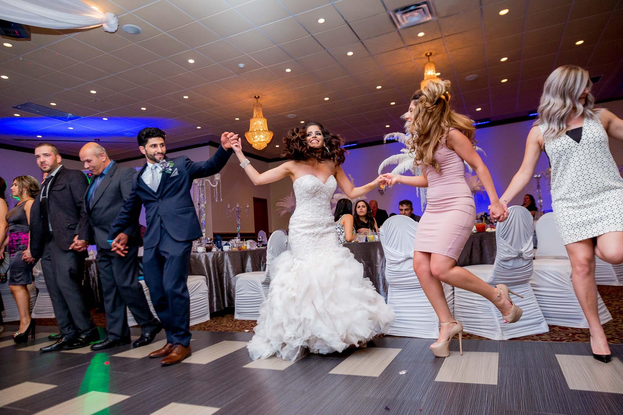 Dupka Wedding Dance Alberta Photos