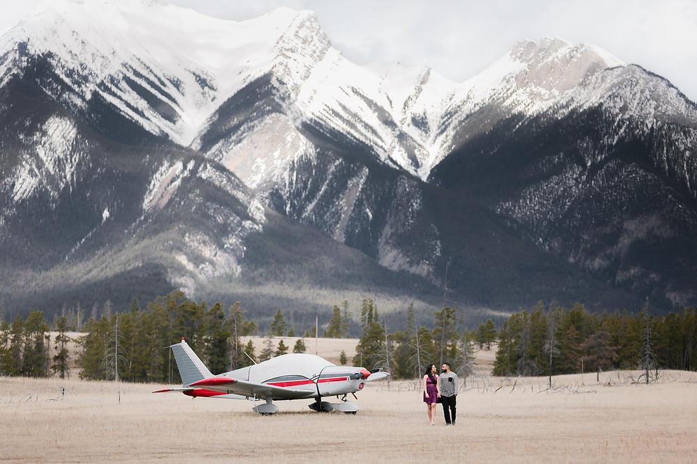 Jasper Airport Alberta