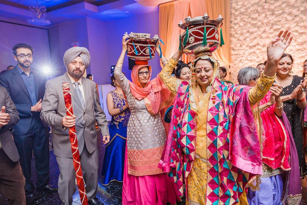 Edmonton sikh wedding