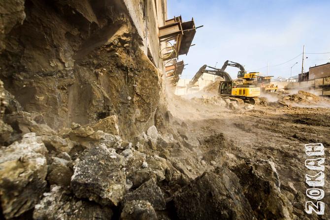 Edmonton Construction Photography