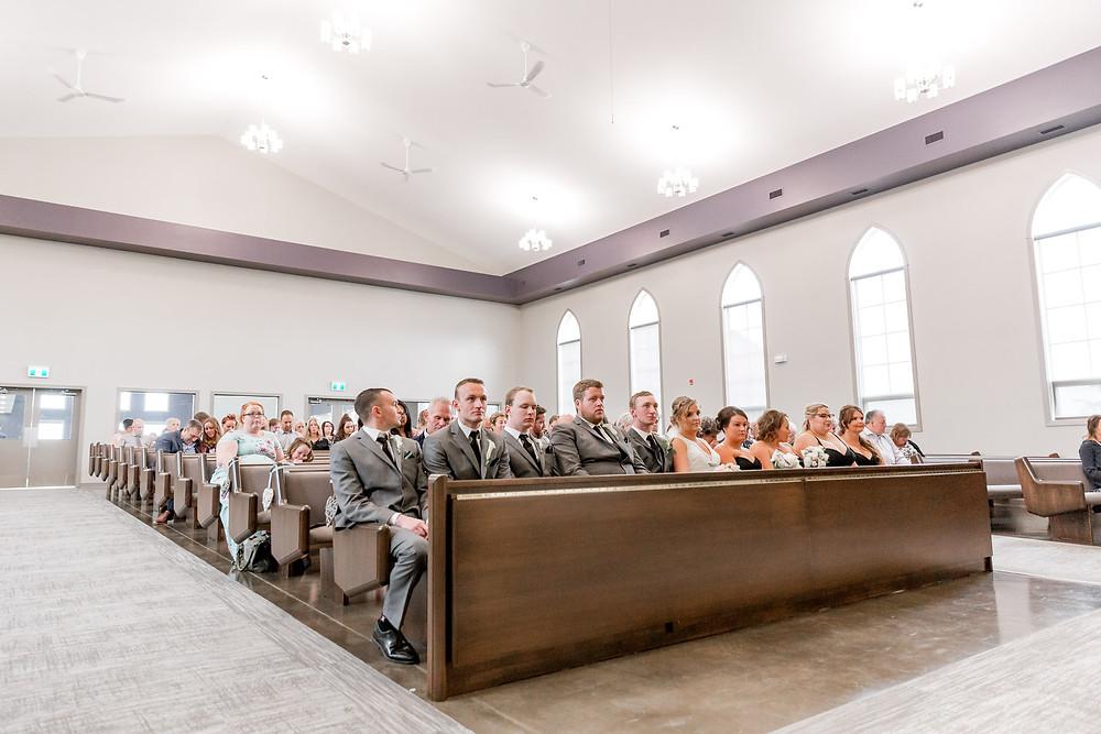 Reformed Church Wedding