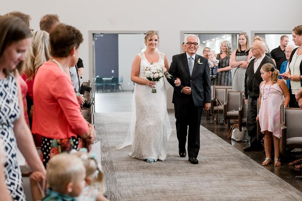 United Reformed Church Wedding